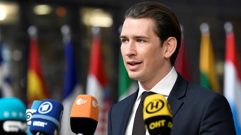 """Österreichs Regierung prüft Auflösung der """"Identitären"""""""