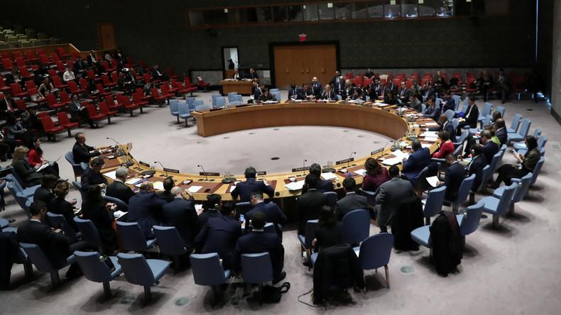 LIVE: Golanhöhen – UN-Sicherheitsrat tagt zur Situation in Syrien