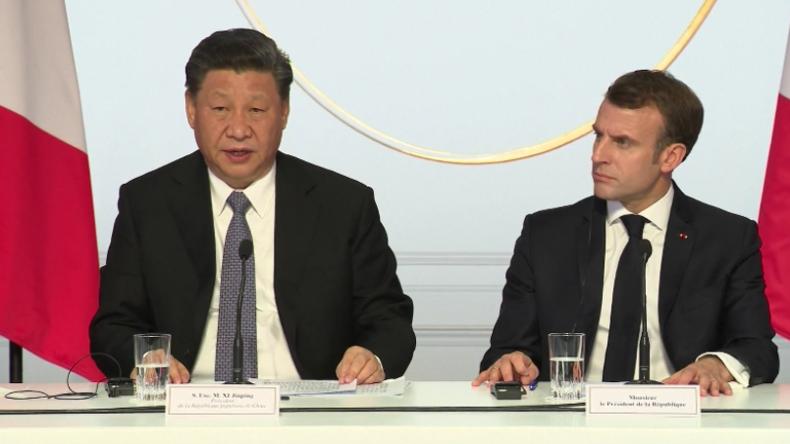 """""""Von uns droht keine Hinterlist"""" – China reicht EU die Hand für Partnerschaft auf Augenhöhe"""