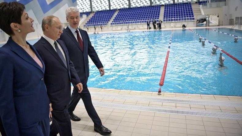 Putin: Alle Forderungen an Russland im Anti-Doping-Kampf erfüllt