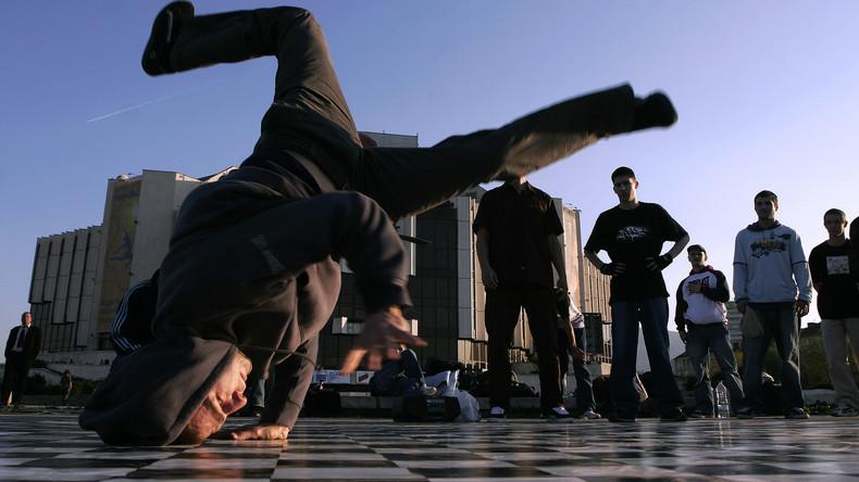USA: Verfolgungsjagd endet mit skurriler Breakdance-Einlage