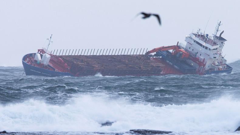 """Ursache geklärt: Niedriger Öldruck verursachte Havarie des Kreuzfahrtschiffs """"Viking Sky"""""""
