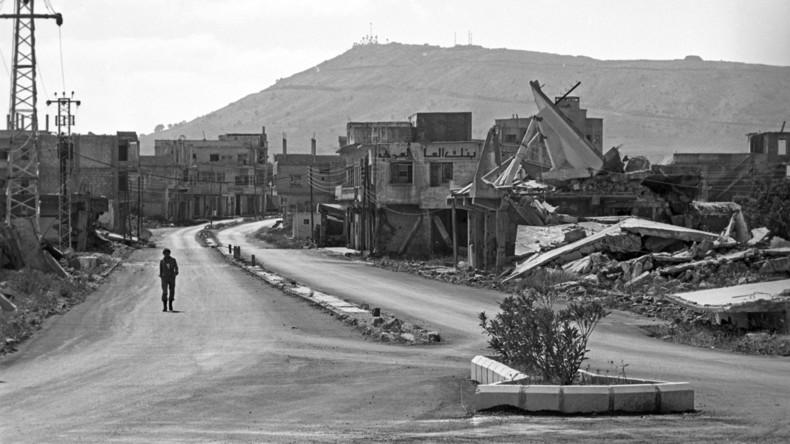 Israel und die Eroberung der syrischen Golanhöhen 1967 (Teil 2)