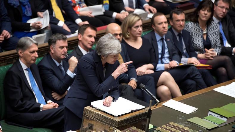 Britisches Parlament stimmt gegen alle Brexit-Varianten