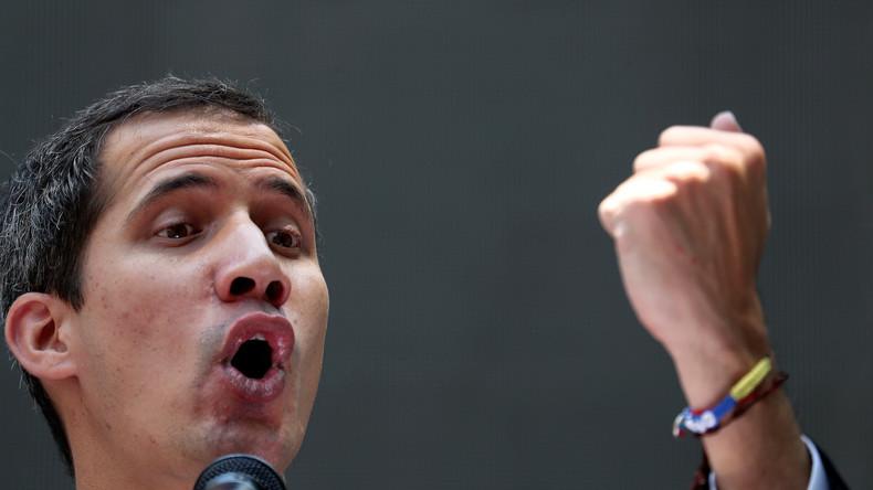 """Venezuela: Juan Guaidó verkündet für 6. April taktische Aktionen im Rahmen der Operation """"Freiheit"""""""