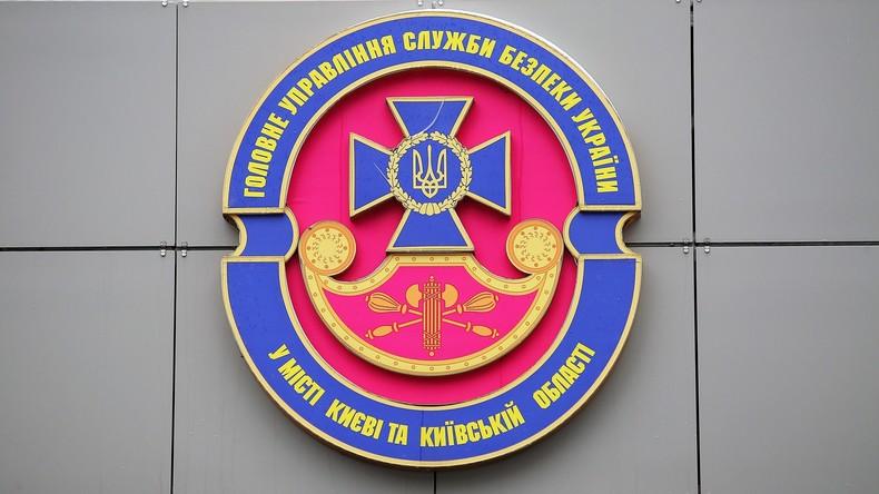 """""""Der SBU ist ein Terror-Organ"""": Doppelagent belastet ukrainischen Sicherheitsapparat schwer"""