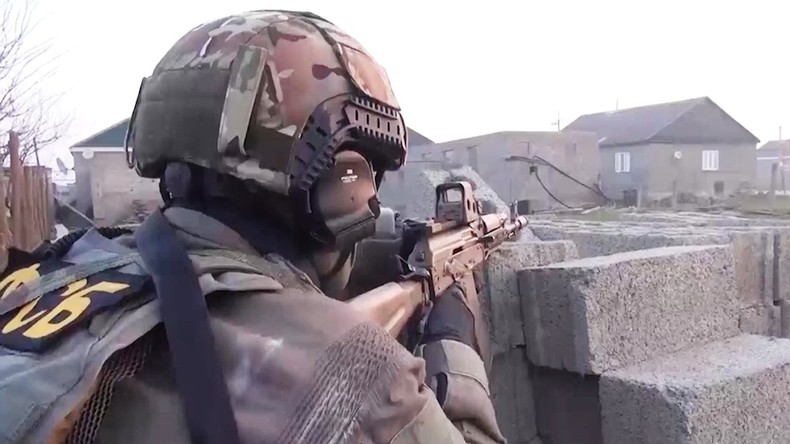 Langer Arm der Justiz: Terrorist neun Jahre nach Anschlägen auf Moskauer U-Bahn verhaftet (Video)