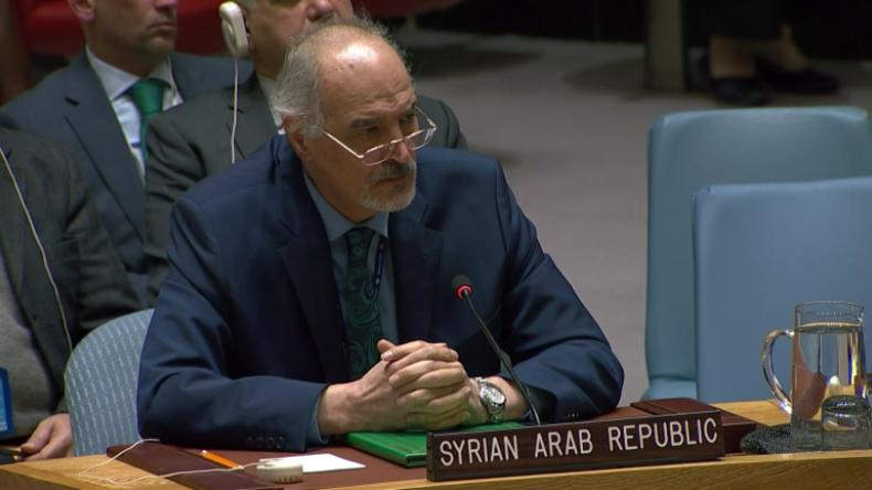 Syriens UN-Botschafter: Israels Annexion der Golanhöhen wird zum Krieg führen