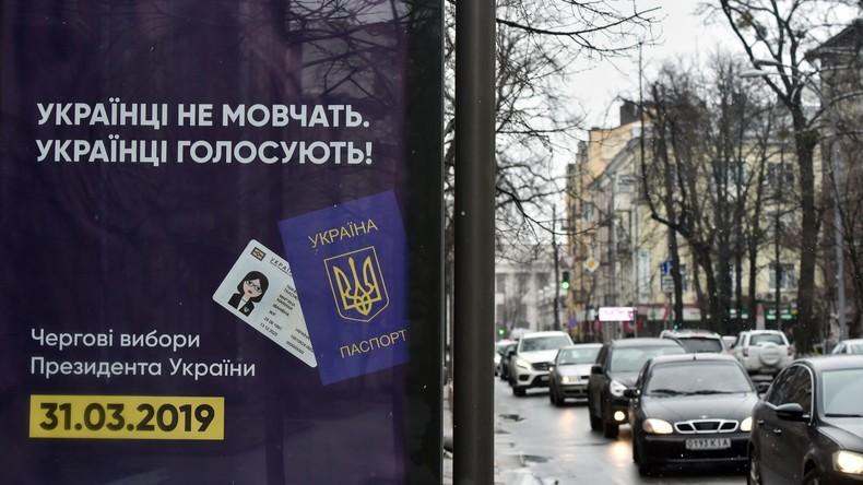 Reporter ohne Grenzen beklagt Gefahr für Journalisten in der Ukraine