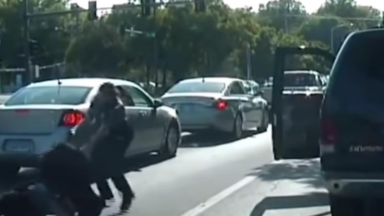 USA: Ups, ich hab' ihn angeschossen – Polizistin verwechselt Elektroschockpistole mit scharfer Waffe
