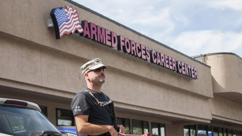 Rekrutierungsprobleme: US-Armee will immer jüngere Bürger für sich begeistern