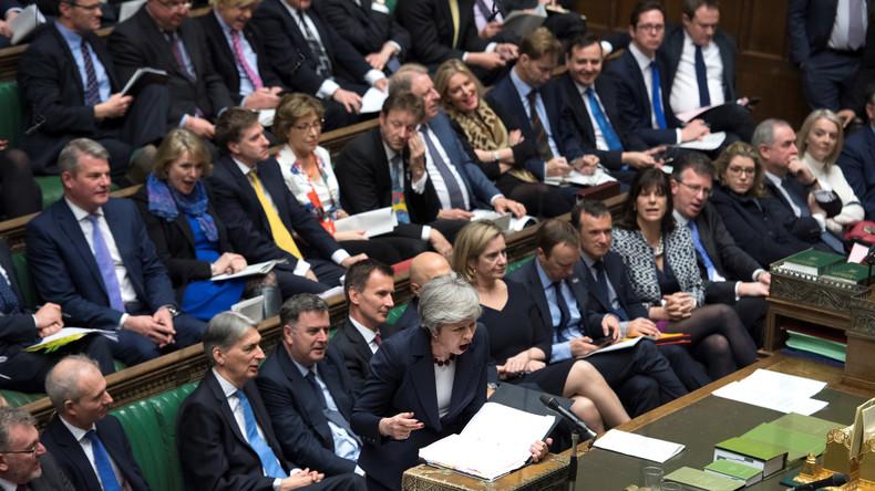 Britisches Unterhaus stimmt am Freitag noch einmal über Brexit-Vertrag ab