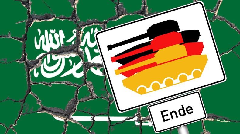 Bundesregierung verlängert Rüstungsexportstopp für Saudi-Arabien