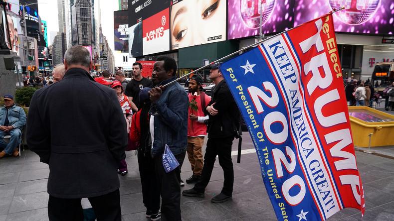 """Umfrage nach Abschlussbericht zur """"Russland-Affäre"""": Mehrheit der US-Wähler akzeptiert Ergebnis"""