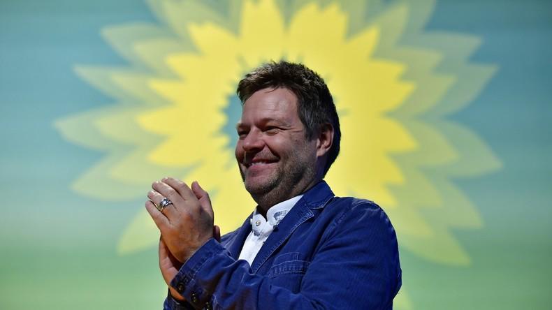 Robert Habeck laut Politikbarometer beliebtester Politiker Deutschlands