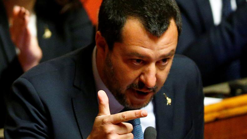 Vorstoß von Salvini: Vergewaltiger chemisch kastrieren lassen