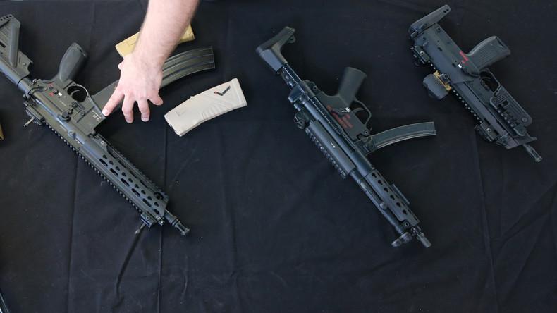 MP5 von Heckler & Koch für ukrainische Polizei soll zukünftig aus Türkei kommen