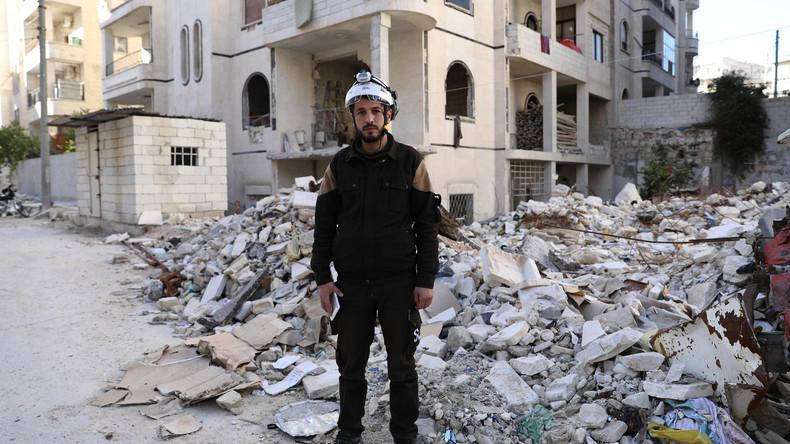 Moskau warnt vor Chemieangriffen durch französische und belgische Geheimdienste in Syrien
