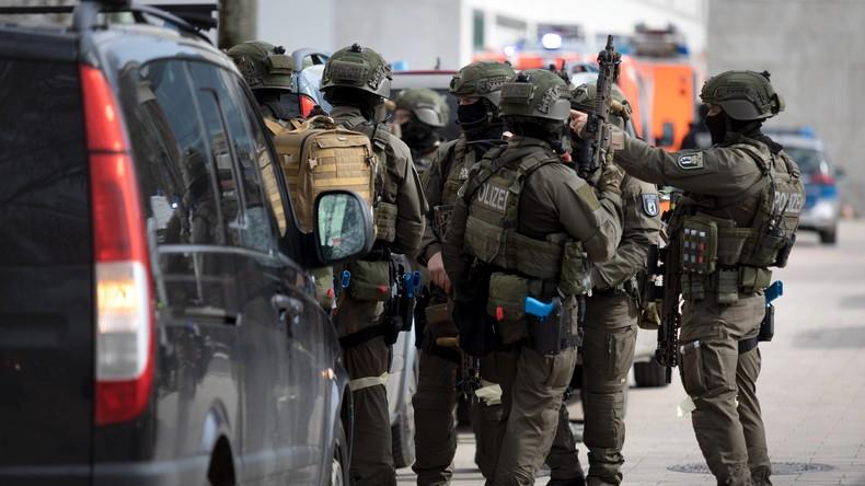 Terrorverdacht: Polizei nimmt zehn mutmaßliche Islamisten fest