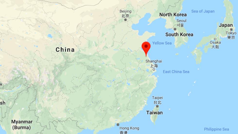 Riesige Explosion in Chemiefabrik in chinesischer Stadt Yancheng – sechs Tote (FOTOS, VIDEO)