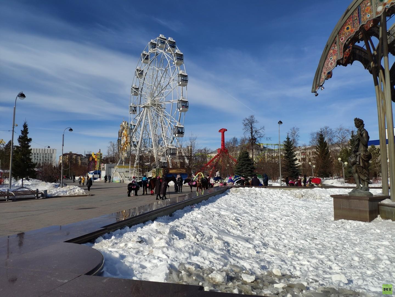 Ein langes Wochenende in Westsibirien - Die Stadt Tjumen und das Versagen russischer Klischees