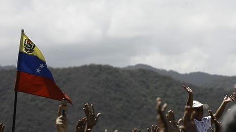 Auch Venezolaner, die sich viel von einem neuen Präsidenten erhoffen, wünschen nicht die aus Washington in Aussicht gestellten