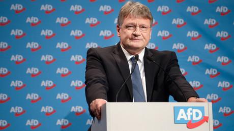 AfD droht Strafzahlung wegen Spenden an Kandidaten Guido Reil (Im Bild: Jörg Meuthen)