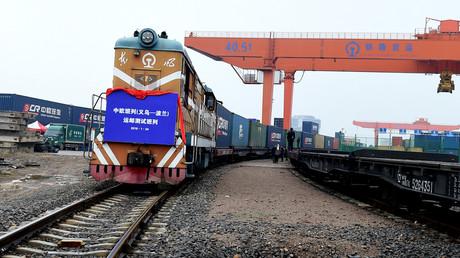 Italien will Seidenstraßen-Vereinbarung mit China (Symbolbild)