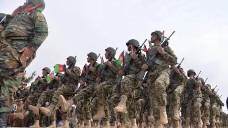 Bei der Beurteilung der Frage, ob die USA sich überhaupt aus Afghanistan zurückziehen können oder nicht, wird auch die Stärke der Afghanischen Nationalen Armee eine entscheidende Rolle spielen.