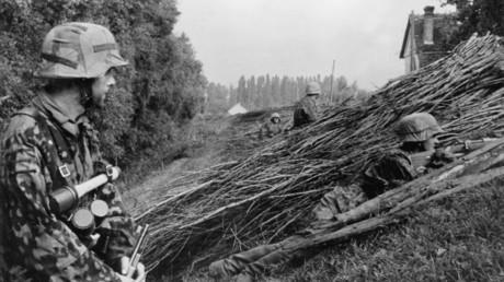 Waffen-SS an der Ostfront