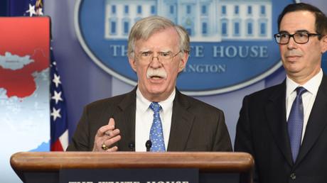 US-Sicherheitsberater John Bolton hat Russland und China Vorschläge für eine neue Rüstungskontrolle unterbreitet.