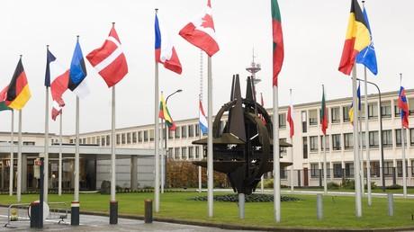 Nach dem Willen der USA könnte bald am NATO-Hauptquartier in Brüssel auch eine brasilianische Nationalflagge wehen.