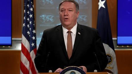 US-Außenminister Mike Pompeo versucht, Iran völlig aus dem globalen Erdölgeschäft herauszudrängen und dessen Marktanteile für US-Ölexporte zu übernehmen.
