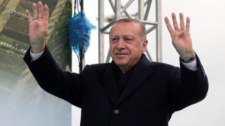 Der türkische Präsident Recep Tayyip Erdoğan sorgte mit seinen jüngsten Äußerungen für einen Eklat.