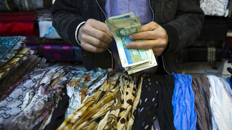 Bazar,Teheran, Iran, 25. Februar 2012.