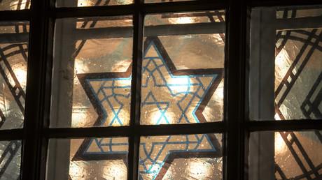 Synagoge in Cottbus, Deutschland, 27. Januar 2015.