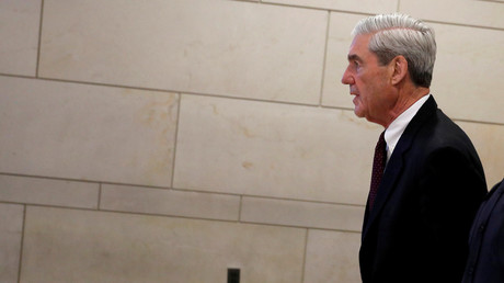 US-Sonderermittler Robert Mueller, Washington, USA, 20. Juni 2017.