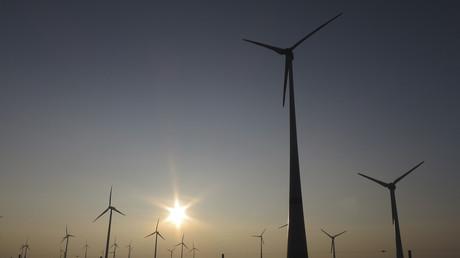 Windräder bei Ludwigsburg