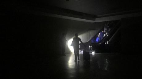 Erneut Stromausfall in Venezuela – Behörden sprechen von Angriff auf Stromnetz