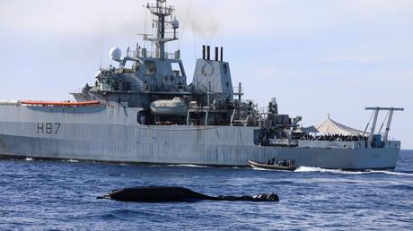 EU setzt Rettungseinsatz für Flüchtlinge vor Libyens Küste aus (Archivbild)
