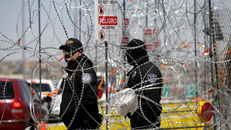 Trump setzt mexikanischer Regierung Ultimatum und droht mit kompletter Grenzschließung