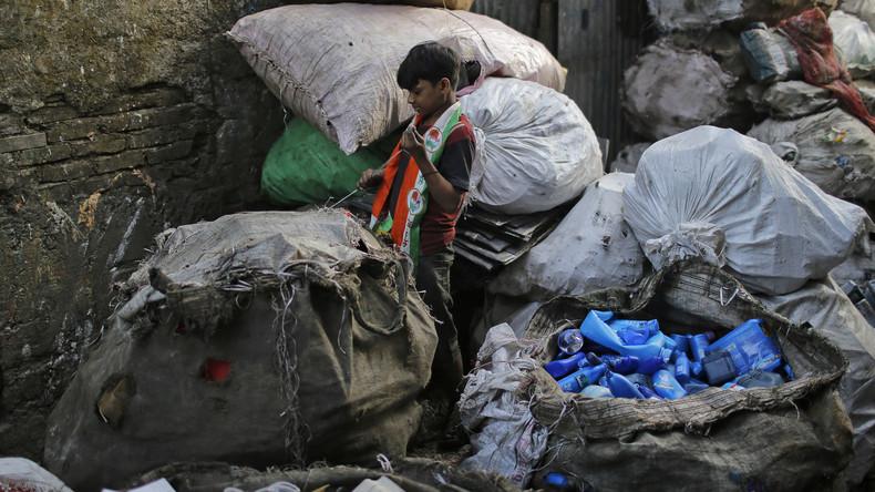 Australien steht vor Müllkrise wegen Indiens Einfuhrverbot von Plastikabfällen