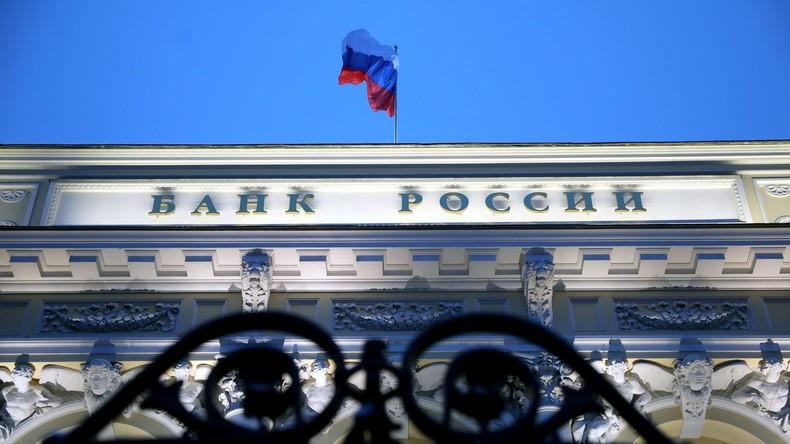 Russische Banken schließen sich der chinesischen Alternative zum SWIFT-Zahlungssystem an