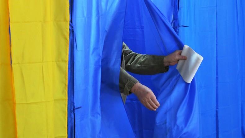 Komiker versus Oligarchen: Impressionen von der Präsidentschaftswahl in der Ukraine