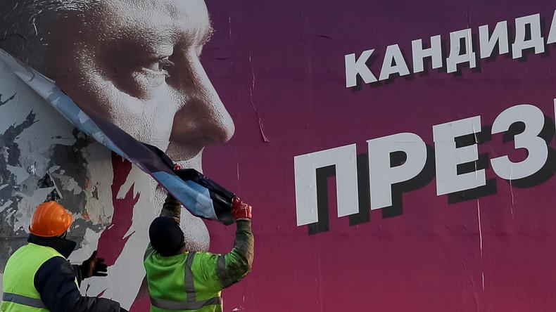 Russische Politiker: Poroschenko ist mit seiner Politik gescheitert
