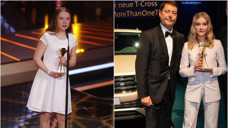 Kein Aprilscherz: Erst Klimaaktivistin Greta ausgezeichnet, dann SUV verschenkt