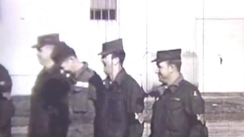 """Archivaufnahmen von US-Soldaten im Drogenrausch: """"Auswirkungen von LSD auf marschierende Truppen"""""""