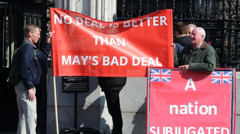 Brexit-Drama: Droht jetzt der harte Brexit?