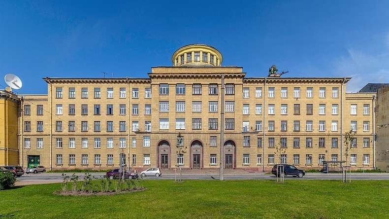 St. Petersburg: Explosion in Militärakademie - Mehrere Schwerverletzte