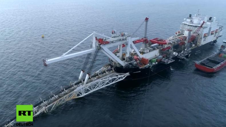 Videoreportage: Mega-Projekt Nord Stream 2 - Fakten und Zahlen